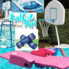 Dunnrite Pool Products : Aquahoop Basketball Game
