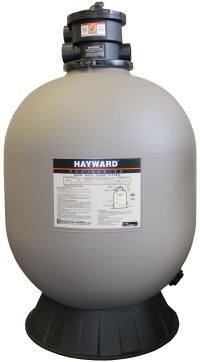 Hayward Pro-Series Sand Filter w/Top Mount