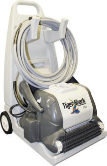 Hayward TigerShark Pool Cleaner Premium Caddy Cart