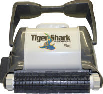TigerShark Plus Remote Control Pool Cleaner