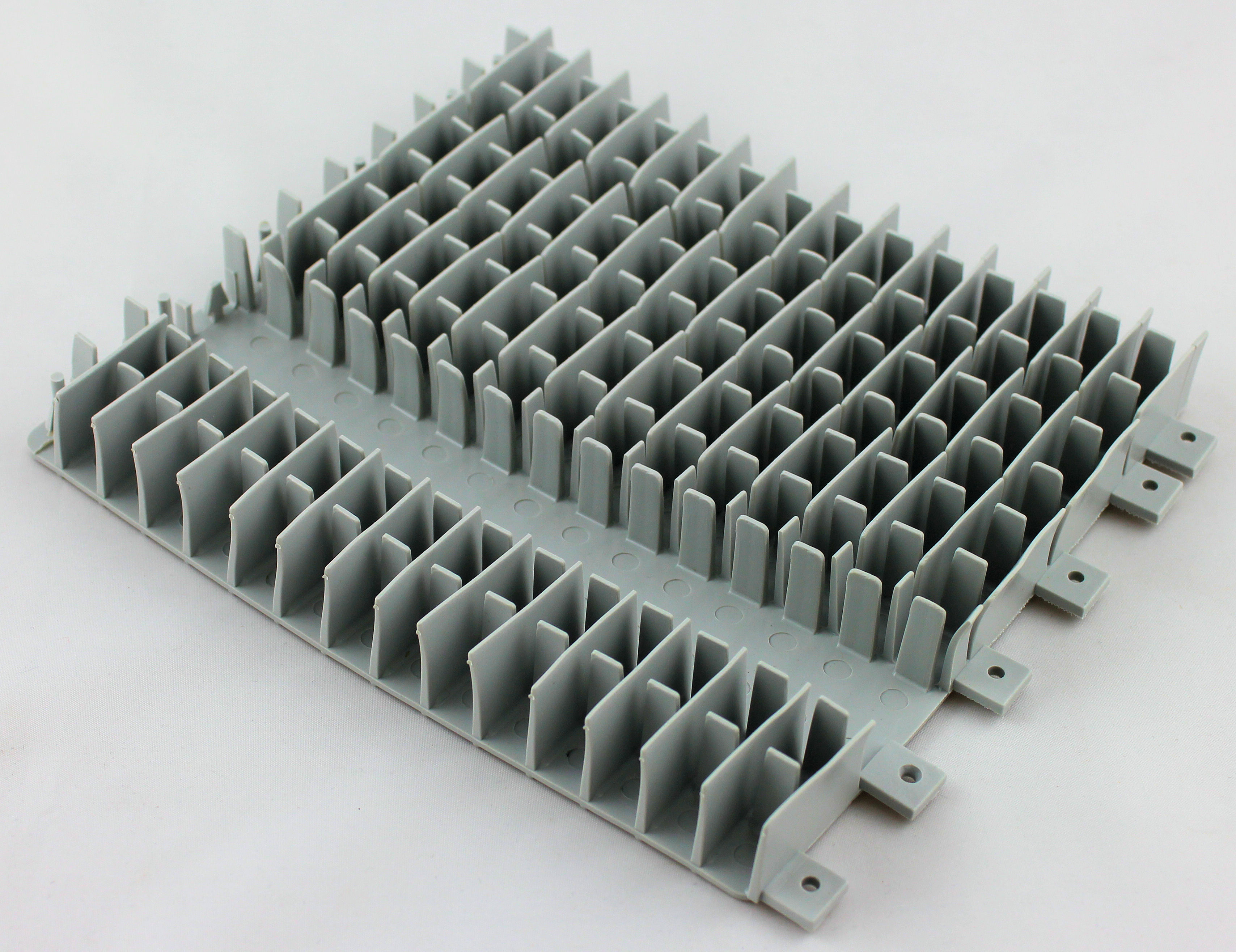 Maytronics US : Dolphin Parts : Brush PVC (Grey)