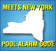 Meets NY State Code Requirements