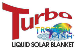 Turbo Tropical Fish Liquid Solar Blanket Aquaquality Pools