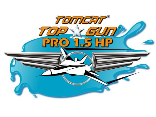 TOMCAT® TOP GUN™ PHOENIX™ PORTABLE POOL VACUUM CLEANER 1.5 HP PUMP