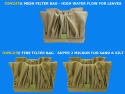 Tomcat Replacement Parts : Filter Bags