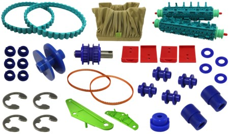 Tomcat Replacement Parts & Repairs - Tomcat Replacement Blue Diamond Pool Cleaner Parts & Repairs - Rebuild Kit