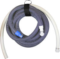 Tomcat Top Gun Sidewinder Portable Pool Vacuum System - Vacuum Your Pool In 30 Minutes - Hose Set