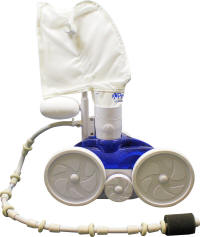 Polaris 280 With Booster Pump Pool Cleaner Aquaquality Pools